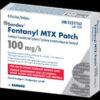Fentanyl 100mcg patch